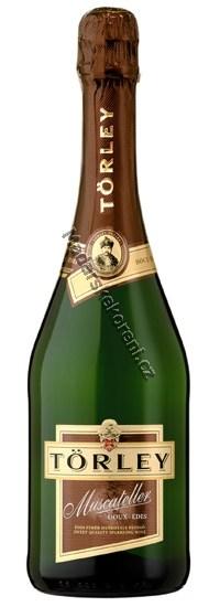 Törley Muscateller - sladké šumivé víno Törley Muscateller Doux Édes Pezsgő