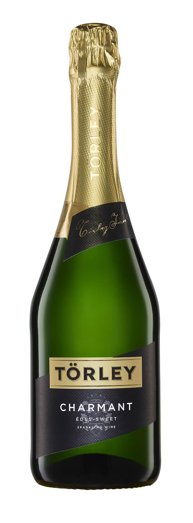 Törley Charmant - sladké šumivé víno Törley Charmant Doux Édes Pezsgő