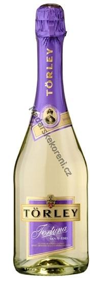 Törley Fortuna - sladké šumivé víno Törley Fortuna Doux Édes Pezsgő