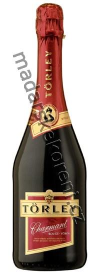 Törley Charmant Rouge Doux - sladké šumivé víno Törley Charmant Rouge Doux