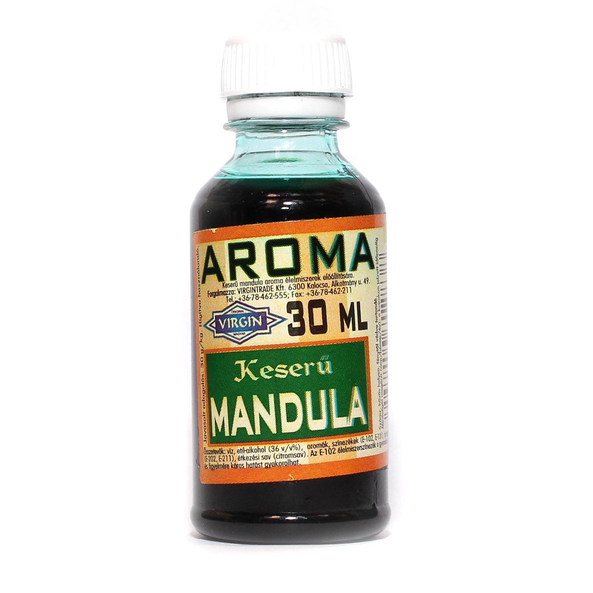 Mandlové aroma Aroma Keserű Mandula