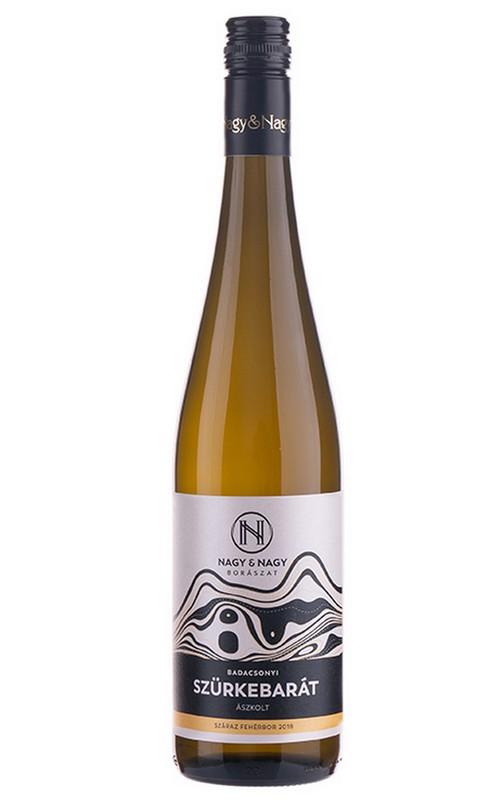 Szürkebarát Badacsonyi - víno bílé suché Szürkebarát - Badacsonyi