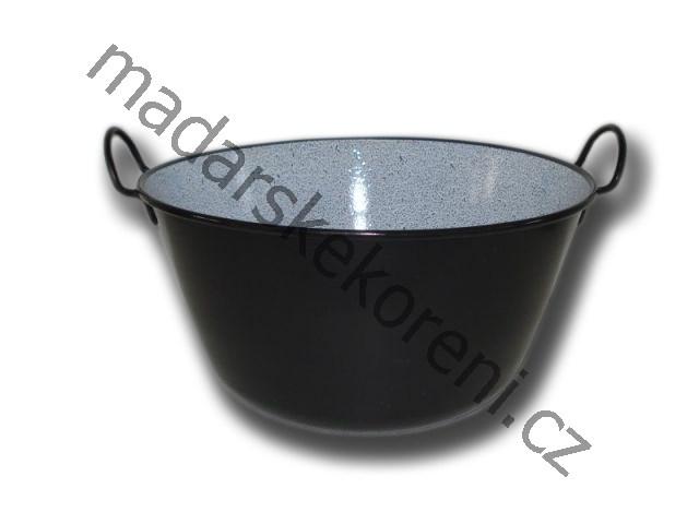 Kotlík smaltovaný 50 litrů Gránit-zománcos bogrács 50l