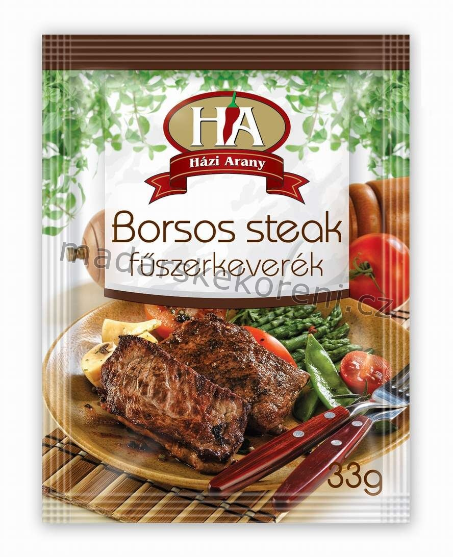Steak s pepřem - 33g