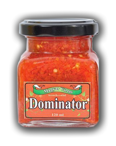 Dominator - chilli krém 120ml