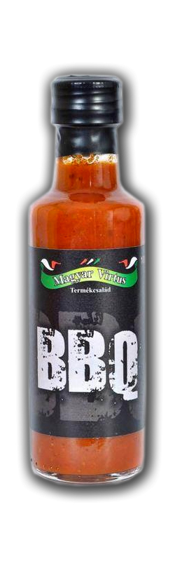 BBQ - chilli omáčka 100ml