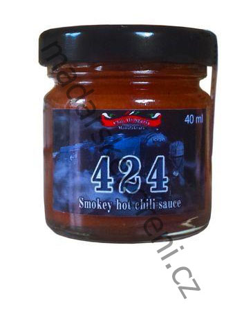 424 -  chilli omáčka 40ml