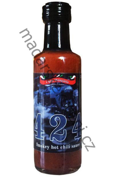 424 -  chilli omáčka 100ml