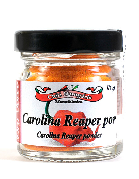 Carolina Reaper - mleté chilli 15g
